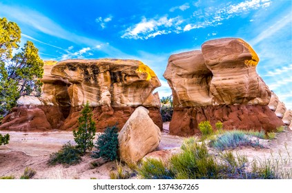 Red rock canyon mountains. Sandstones in red rock canyon desert. Red rock canyon desert sandstones. Red rock canyon sandstone desert