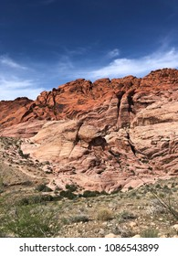 Red Rock Canyon Nevada Scenic Drive