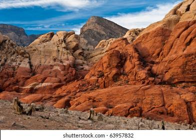 Red Rock Canyon Views