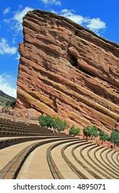 Red Rocks Amphitheater, Denver, Colorado