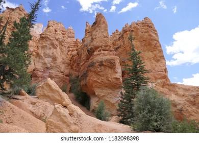 Red Rocks at Bryce Canyon