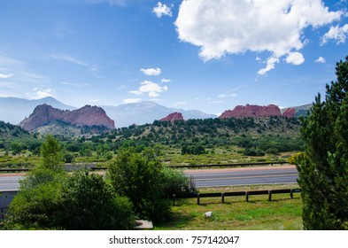 Red Rocks of Colorado