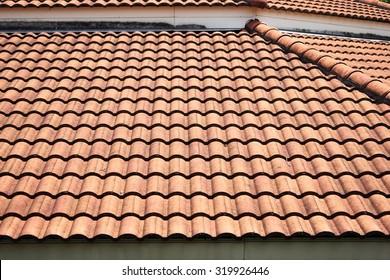 Terracotta Roof Images, Stock Photos & Vectors   Shutterstock