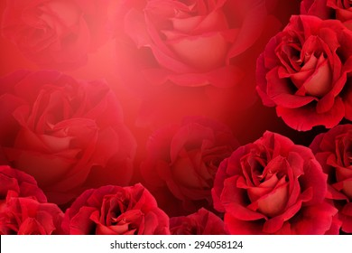 Red Rose Background Images Stock Photos Vectors Shutterstock