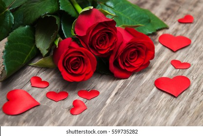 Red Rose Heart Images Stock Photos Vectors Shutterstock