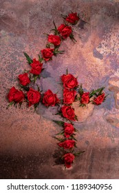 Red roses number four