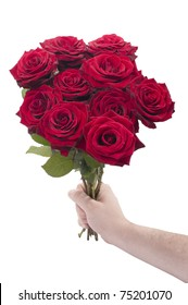 Red roses for you