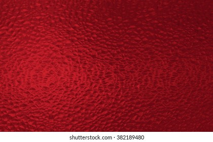 Red, ruby stained glass window texture
