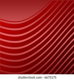 Red Satin and Velvet background