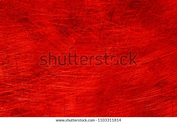 Red scratch abstract background