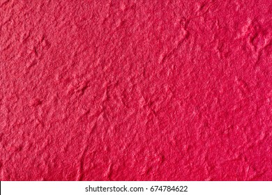 Red shade color mulberry paper texture background