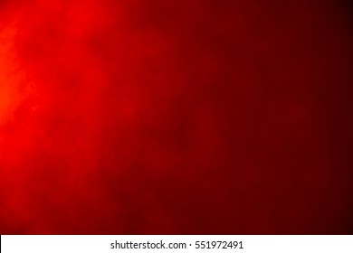 Red shiny bokeh background