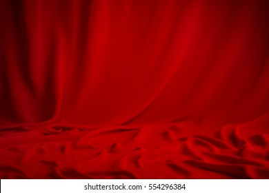 Red silk background,valentines background