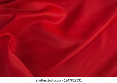 red silk inspiration of love