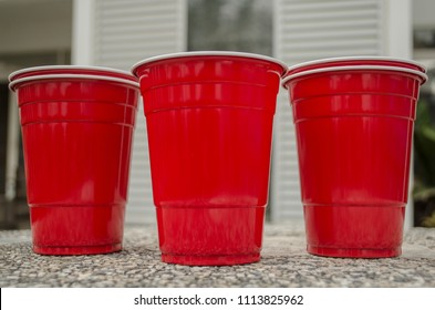 red solo cup for the party