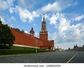 Red Square (day)  - the main landmark of Moscow, Russia