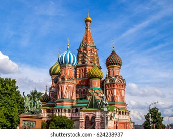 Red Square  Saint Basil Cathedral