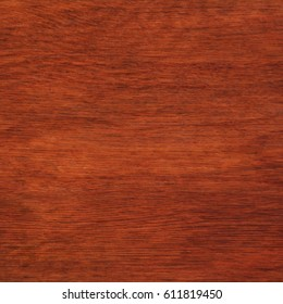 Red stained wood background texture.