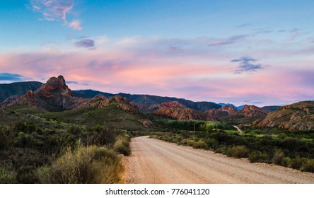 Red Stone Hills, South Africa