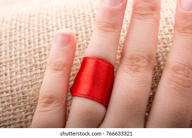 Finger With String Images Stock Photos Vectors Shutterstock