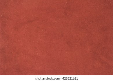 Red suede texture or background.