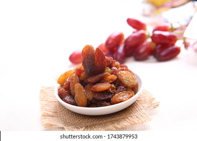 Red Sultana dipper food snacks delicious