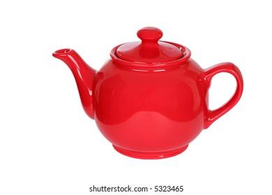 Red Tea Pot Images Stock Photos Vectors Shutterstock