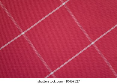 Red Textile Pattern
