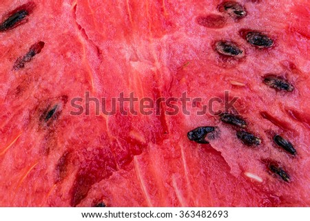 Red Texture Watermelon Red Watermelon Texture Stock Photo (Edit Now