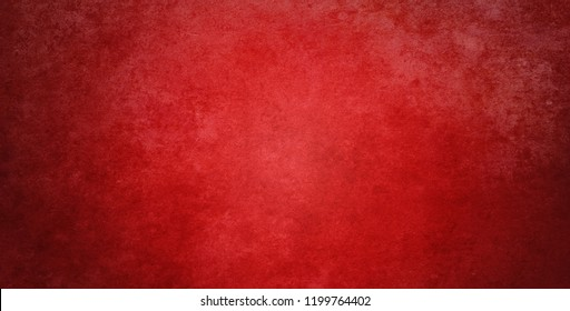 Red textured background. Dark edges