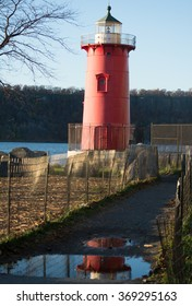 Red tower
