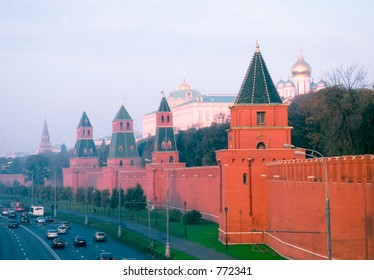 Red Towers, Moscow