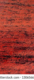 Red, tribute to Pollock, vertical abstract photography of the deserts of Africa from the air,aerial view, abstract expressionism, contemporary photographic art, abstract naturalism,