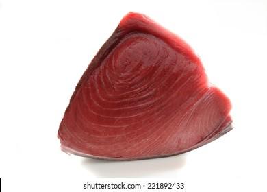 red tuna raw