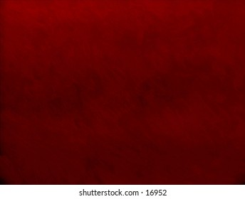 red uneven background. 7 different colors images collection.
