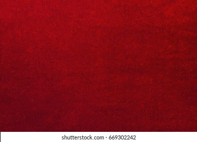 red velours texture (Christmas red background)
