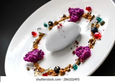 Red Velvet on the Plate
