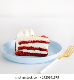 A red velvet pastry - Not just a treat to the eyes but to palate too !!!