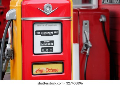 Old Gas Pump Images, Stock Photos & Vectors | Shutterstock
