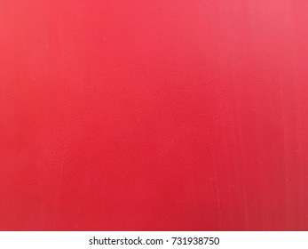 Red wall and background