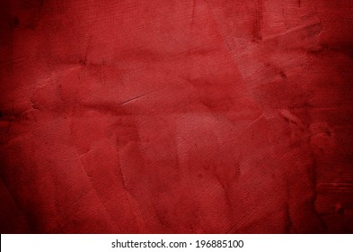 red wall background - high resolution, many details