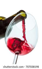 The red wine jet