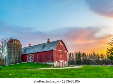 Red Wood Barn Farm