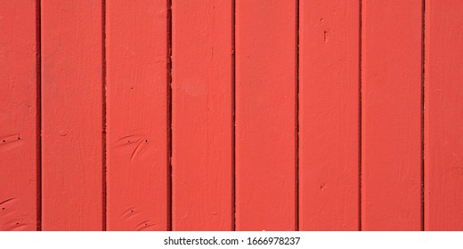 Red wood texture wall orange red wooden background