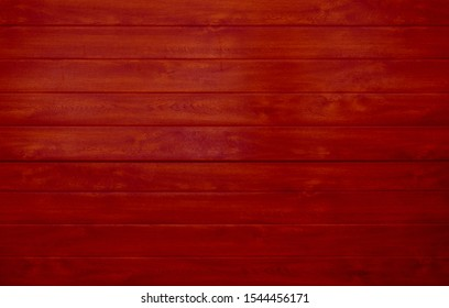Red wooden background texture template