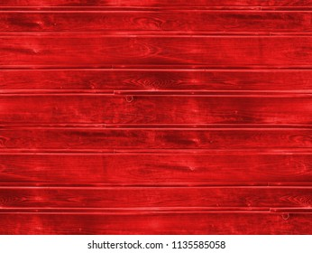 red wooden texture - seamless background