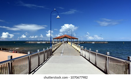 Redcliffe Jetty is one of the Moreton Bay Region's most identifiable landmarks, becoming an iconic part of Redcliffe peninsula's landscape since its construction in 1885.