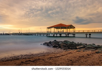 redcliffe jetty queensland