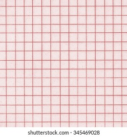 reddish checkered paper texture as background