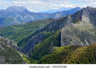 Redes Natural Park, Asturias, Spain.